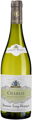 Chablis AOC. Albert Bichot. Domaine Long-Depaquit
