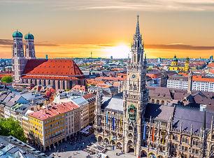 Munich in Sunset Bavaria Germany.jpg
