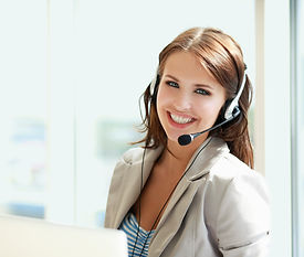 businesswoman talking on the phone while