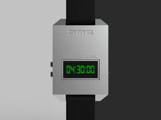 The DeLorean Watch