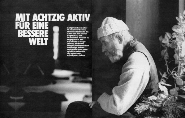 Robert van Heeckeren Artikel 1998 Hans-Harald Niemeyer