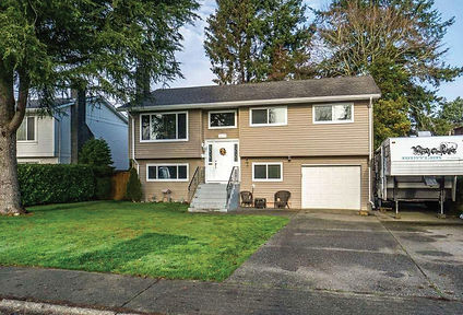 picture of Ladner home sold by Al Dyck