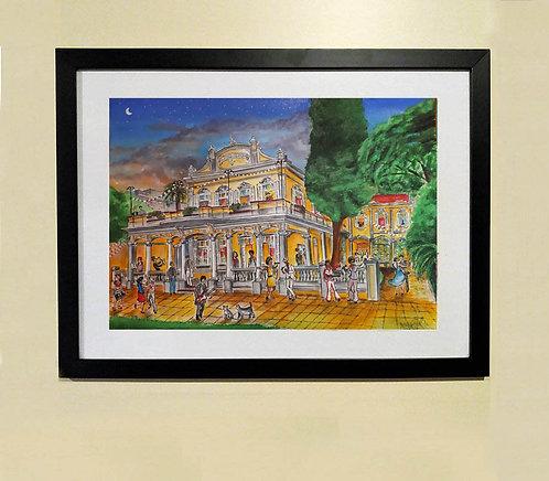 Quadro - Villa Mimosa