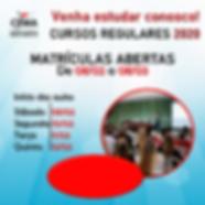 BANNER_MATRÍCULAS_ABERTAS_2020_SEGUNDA_F