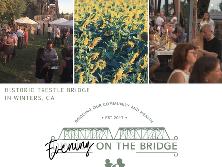 Join us for an Evening on the Bridge!