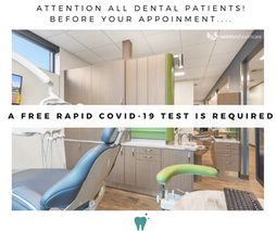 Have a Dental appointment coming up?