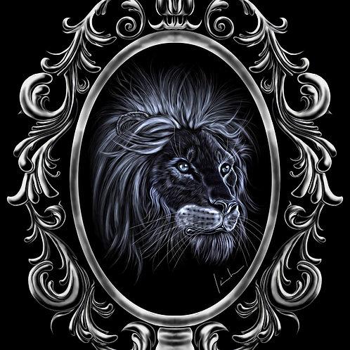 Lion Mens T-Shirt