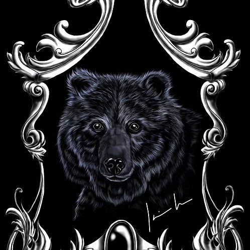 Grizzly Mens T-Shirt