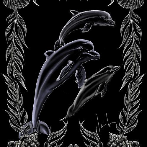 Bottlenose Dolphin Mens T-Shirt