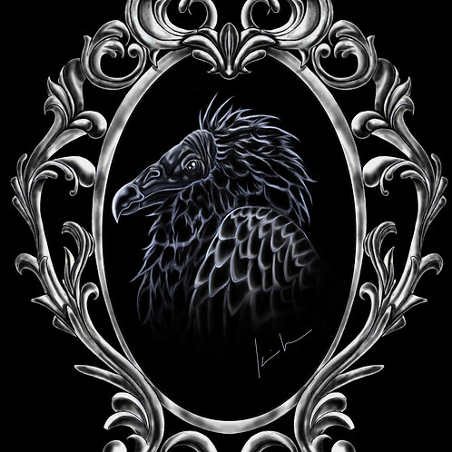 Turkey Vulture Mens T-Shirt