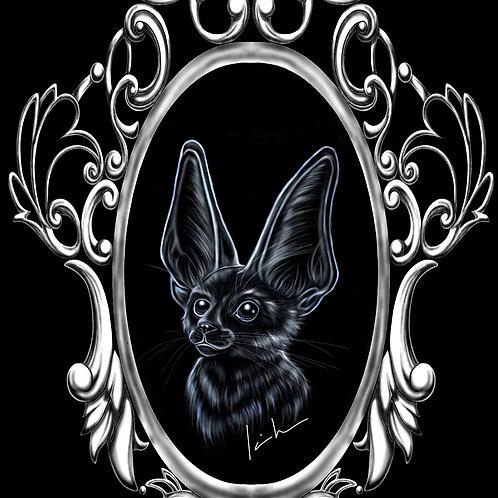 Fennec Fox Mens T-Shirt