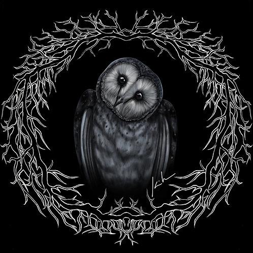 Barn Owl Mens T-Shirt