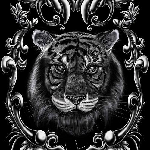 Siberian (Amur) Tiger Mens T-Shirt