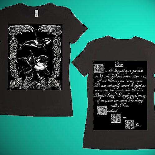 Orca Womens T-Shirt