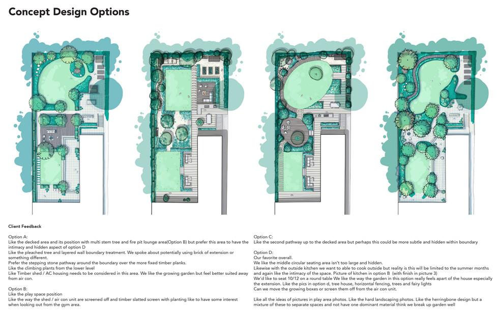 Sheldon concept options