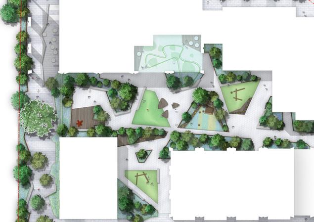 Portal West Landscape Plan