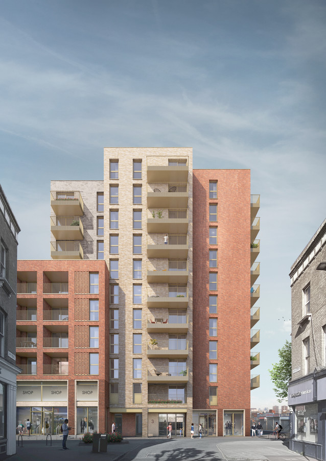 Residential Development London