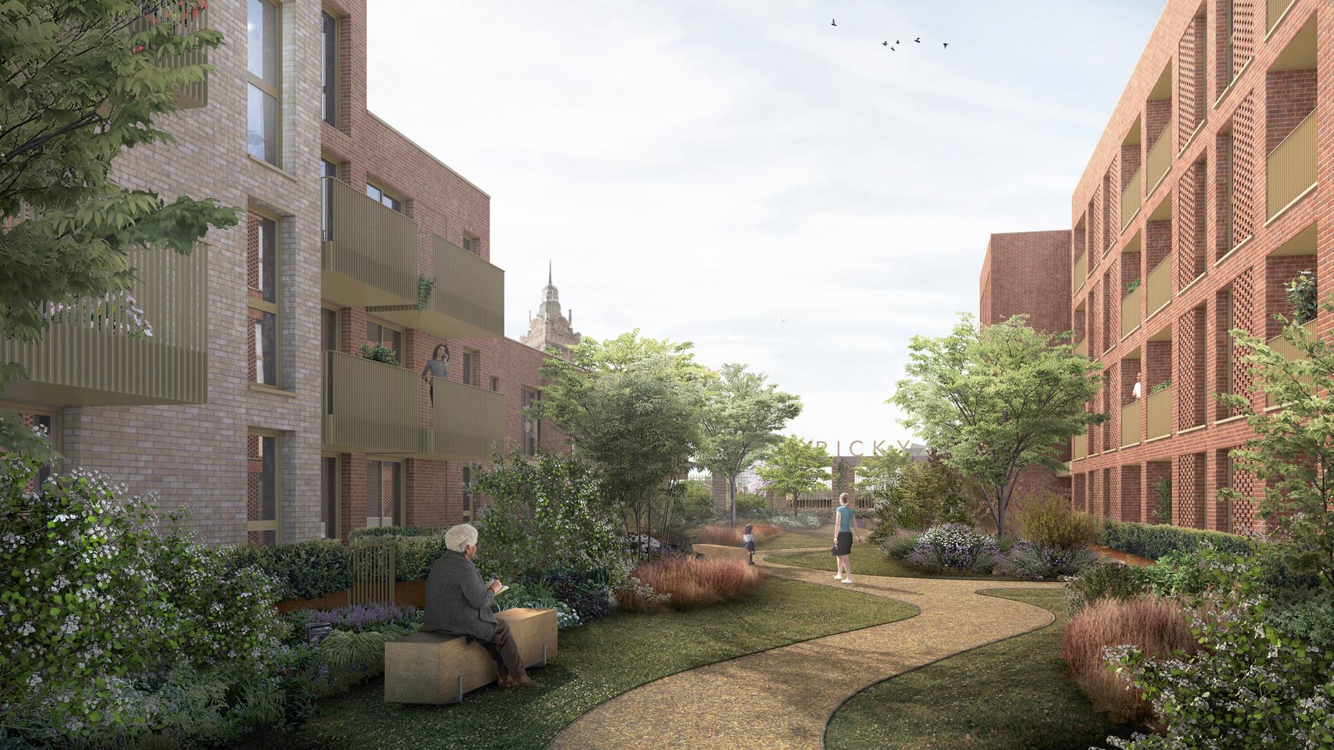 Residential Development London
