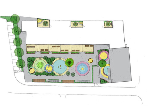 Landscape Sketch Plan