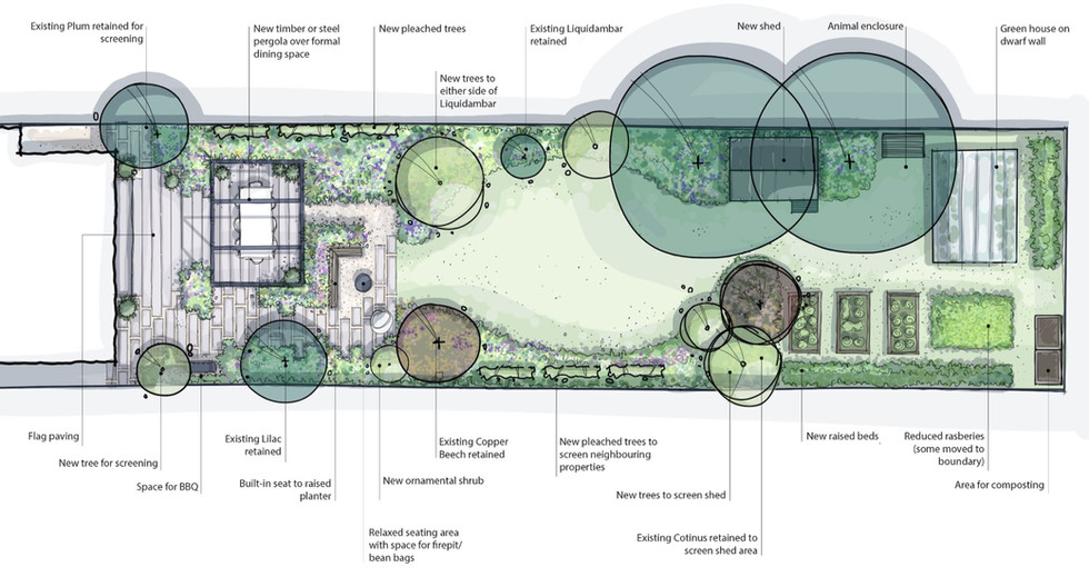 Oxford Garden 1