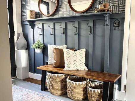 Create your Entryway