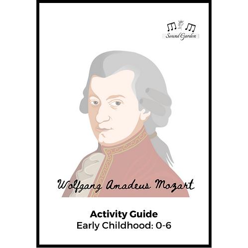 Wolfgang Amadeus Mozart Activity Guide