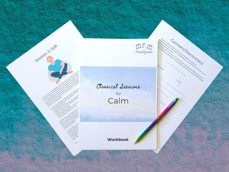 Find calm with classical music!