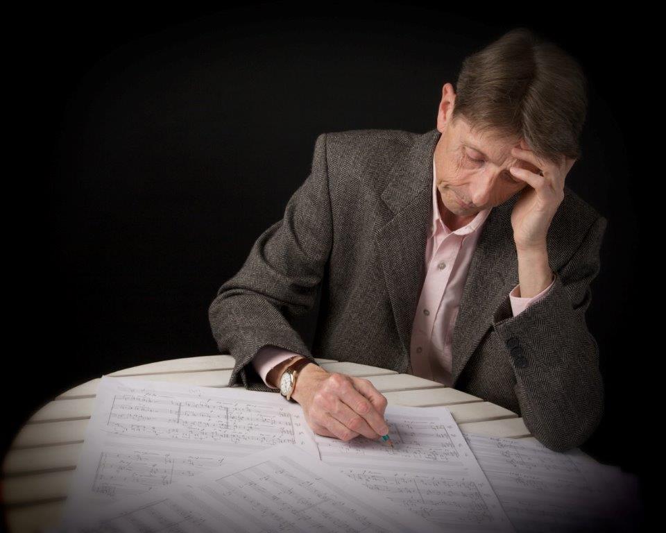 Composer Christian Dachez