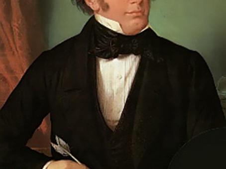 Weekend Listening: Schubert Lieder