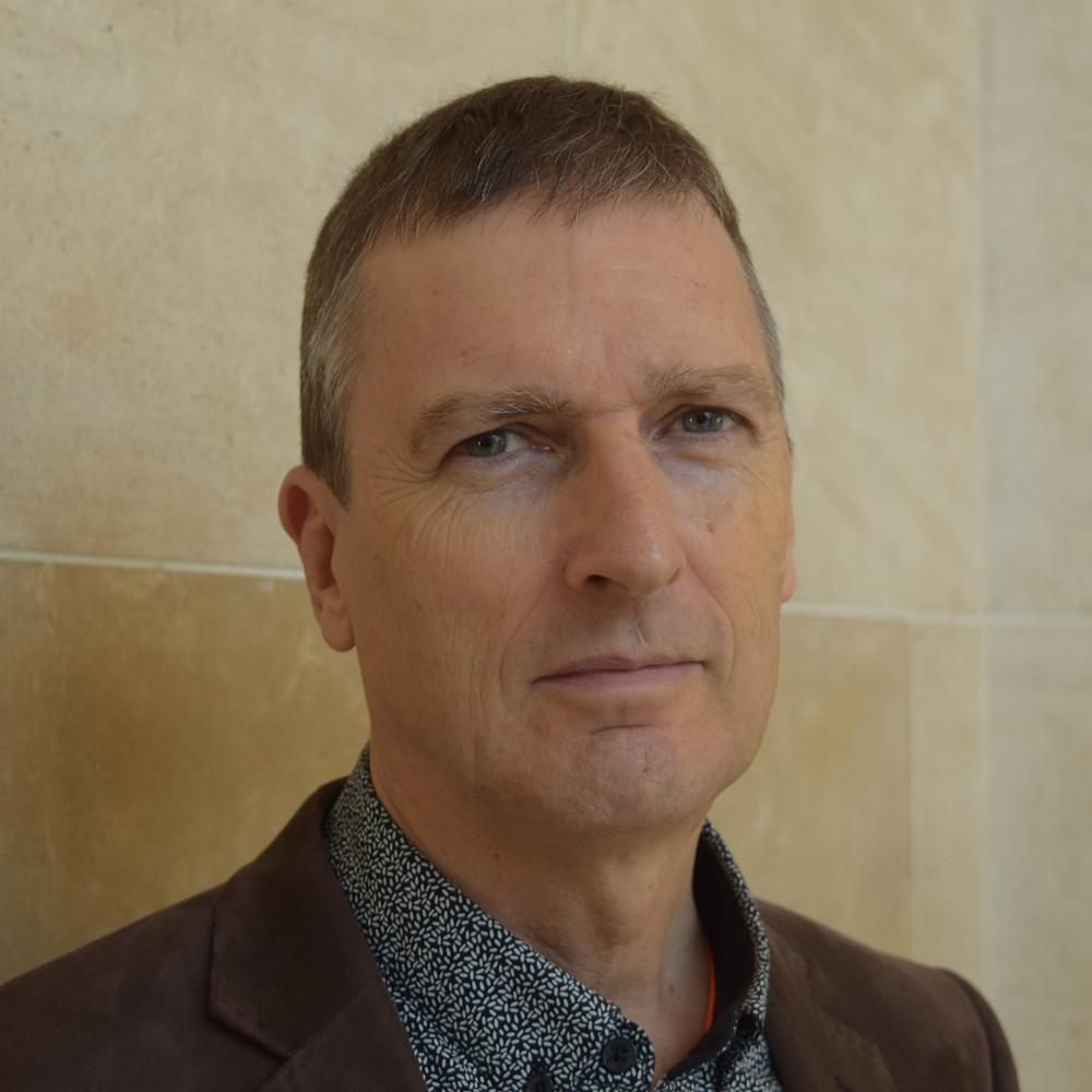 Composer Nigel Keay