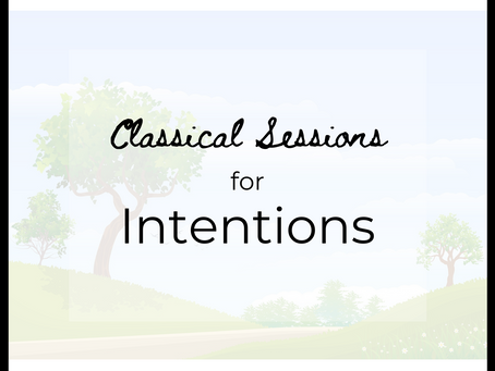 Get intentional with classical music!