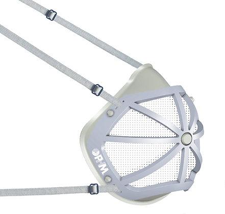 Masque GRIS réutilisable porte-filtre PHM®