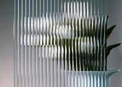 Reeded
