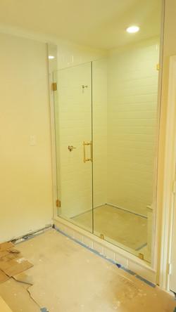 Seamless Shower