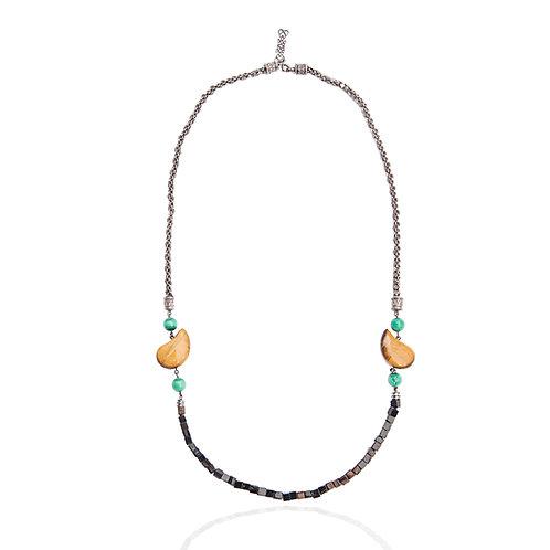 Bali Tiger Eye Necklace