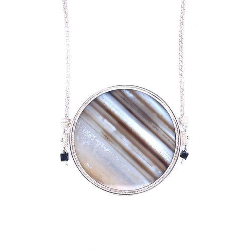 Colar Saturne Uno