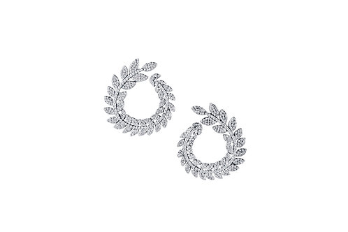 Guirlanda Flor earrings