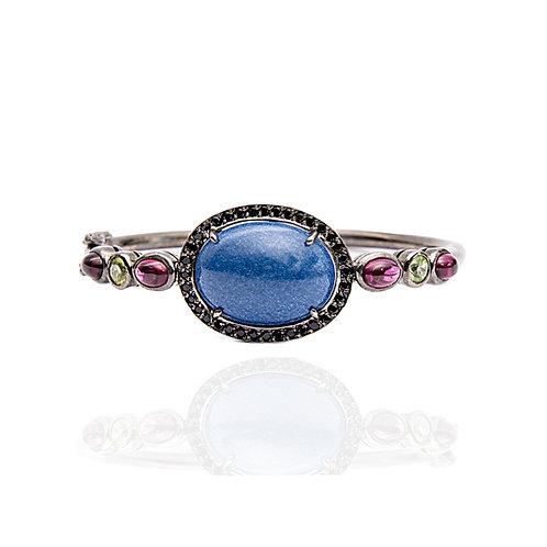 Bracelet Blue Deco