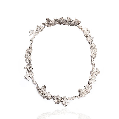 "Collier ""Concrete Nature"""