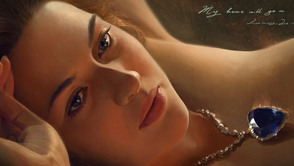Kate Winslet - Film Titanic