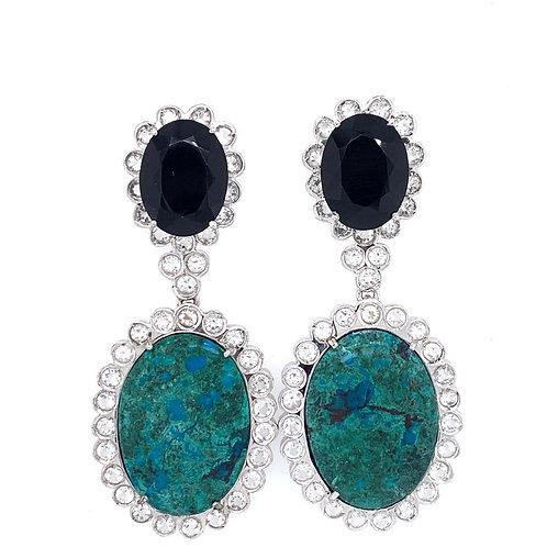 """""""CrisoVintage"""" earrings"""