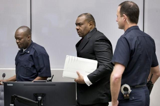 La CPI encontró culpable al ex Vicepresidente de la RDC por crímenes de lesa humanidad y crímenes de guerra en la República Centroafricana entre 2002-3 (Foto:CPI)