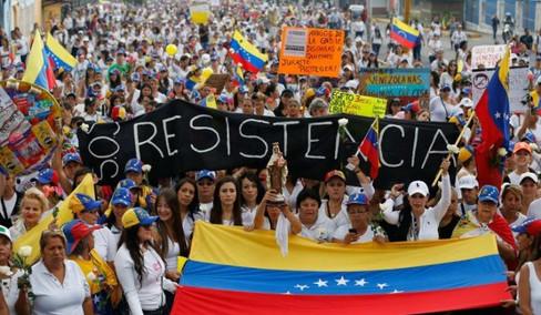 CANCILLERES DE AMÉRICA LATINA REITERAN SU CONDENA ANTE LA SITUACIÓN EN VENEZUELA