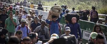 La cifra de refugiados y migrantes venezolanos tiende al aumento progresivo