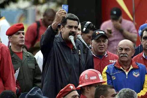 ASAMBLEA CONSTITUYENTE DEL 30 DE JULIO EN VENEZUELA