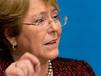 Pronunciamiento de Michelle Bachelet sobre los recientes hechos tras el último proceso electoral