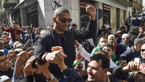 La autocensura en la prensa argelina
