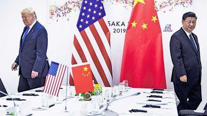 Las relaciones internacionales de Estados Unidos y China con la OMS en el marco de la COVID-19