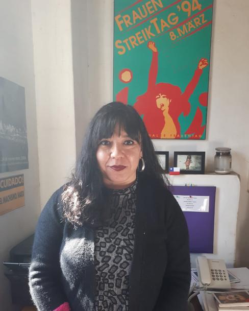 Entrevista a Lorena Astudillo – Red Chilena contra la Violencia hacia las Mujeres: La Autonomía de l