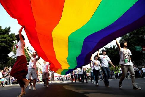 TAIWÁN ES EL PRIMER PAÍS ASIÁTICO EN LEGALIZAR EL MATRIMONIO GAY